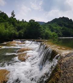 [京山游记图片] 端午三天小长假自驾游,京山美人谷+钟祥莫愁村