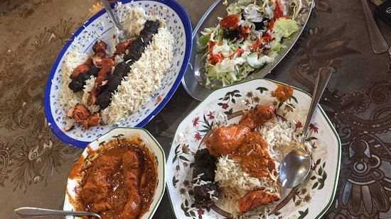 The Afghan Restaurant