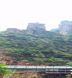 [长治游记图片] 那一年,给我一个月的时间,看山西五千年,晋善晋美,自驾走遍山西:长治太行大峡谷天脊山,仙堂山【第十六