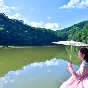 赣州游记图文-广州自驾3小时出省逃离都市喧嚣静享全南美好时光