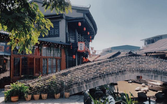来西安一定要体验的这个地方,适合想要一场度假的你