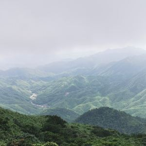 云冰山旅游景区旅游景点攻略图