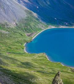 [长白山游记图片] 七月的山川、无恙丨在长白山,遇见一场高山花海