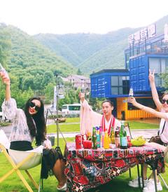 [湖州游记图片] 浙江安吉最适宜避暑的网红景区,距上海250公里,星潮营地激爽一夏