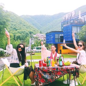 湖州游记图文-浙江安吉最适宜避暑的网红景区,距上海250公里,星潮营地激爽一夏