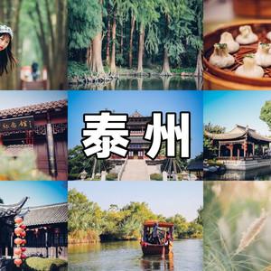 泰州游记图文-再遇泰州,以水为魂,深入探寻泰不一样的江南小城