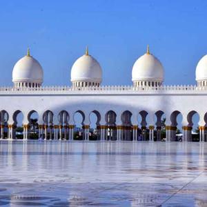 阿布扎比游记图文-阿联酋旅游:走进首都阿布扎比(图)