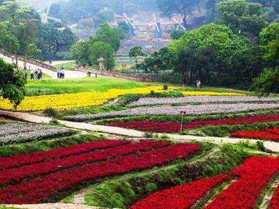 二龍山旅遊風景區
