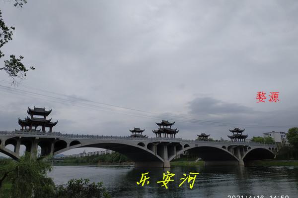 我的乐安河之旅