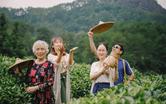 笑妍日记之武夷山——端午4日,与家人共度山居时光