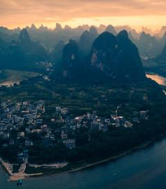 [广西游记图片] 广西8日秋色图|人间忽晚,山河已秋。