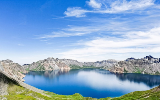 周末自驾6小时,去东北第一山长白山,爬山看天池