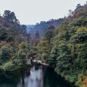 邛崃游记图文-成都周边的宝藏地推荐:邛崃天台山,平乐古镇,大梁酒庄