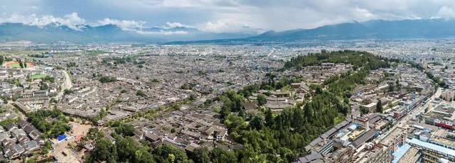 吾爱丽江:爱上丽江古城的古,中于千古情的情,迷上束河古镇的静