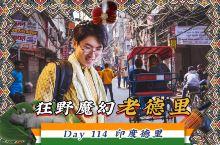 【旅居Day114】魔幻狂野老德里(上)