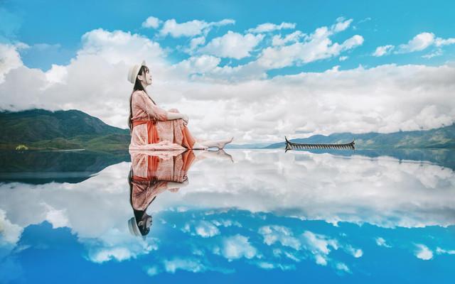 打个飞的玩穿越,在丽江的东巴秘境邂逅一场山水奇遇