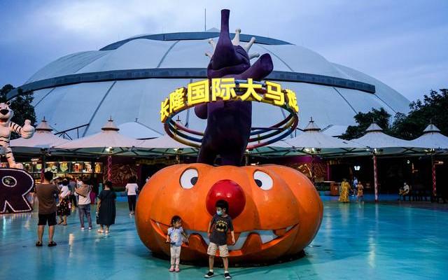 """来广州长隆国际大马戏,看被誉为""""广州夜名片""""经典节目"""