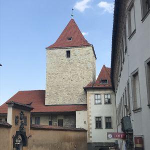 布拉格城堡旅游景点攻略图
