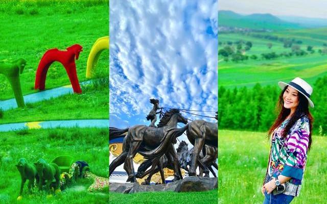 中国马镇-这个夏日以梦为马以马为梦,徜徉草原季