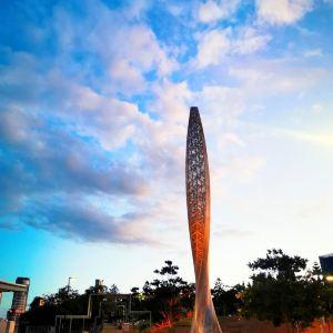 袋鼠角旅游景点攻略图