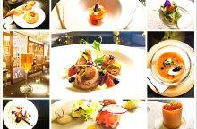 海洋之魅第六章。从来自世界各地的美味中体验艺术。澳门瑞吉酒店雅舍餐厅