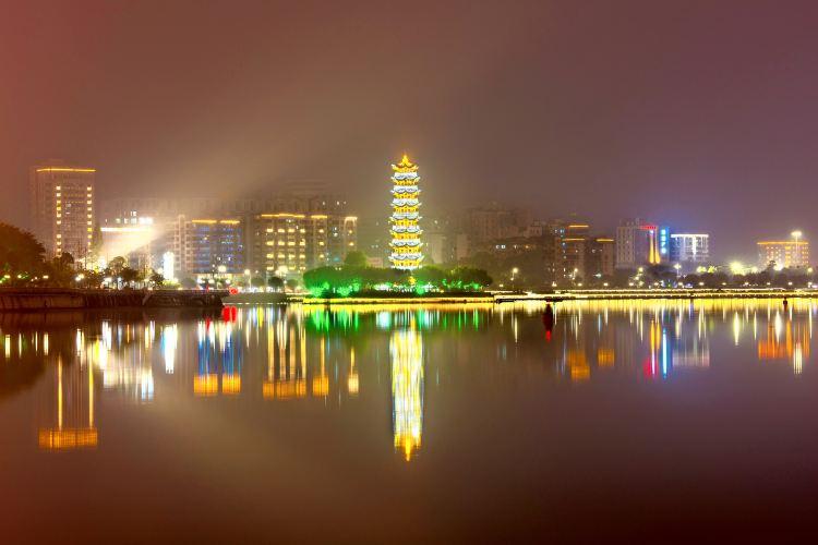 Shaoguan Zhongshan Park1