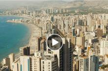 西班牙游记|探索瓦伦西亚——贝尼多姆