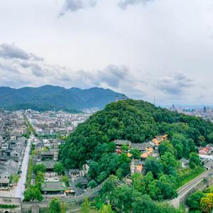 临海游记图文-趁秋未凉,来台州临海,探寻千年古城的新与旧