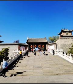[长治游记图片] 2021.4春游晋东南--长治、八泉峡、皇城相府