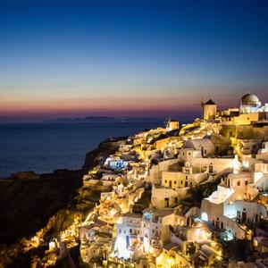 希腊游记图文-飞入心中的梦幻岛:圣托里尼!(圣岛小镇全记录+完美日落+写真大片)