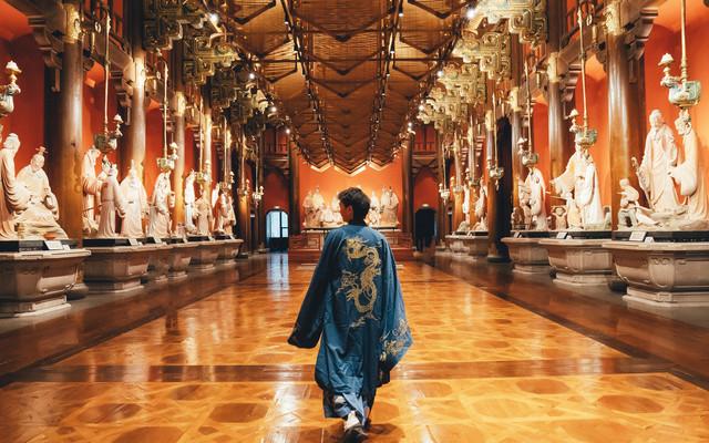 走进孔子故乡   近距离感受儒家文化,尼山圣境之旅