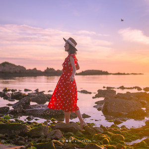威海游记图文-威海西霞口的夏日,享受海滨慢时光