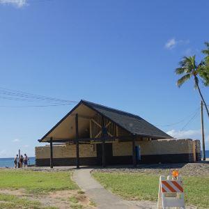威美亚湾海滨公园旅游景点攻略图