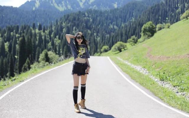 新疆独库公路之旅最惊喜的遇见,改变原计划,在这停留了三天