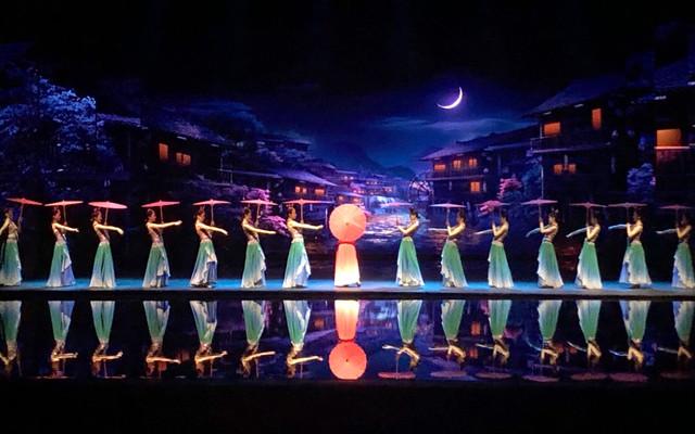 张家界千古情:带你去看一场,把张家界风光与湘西文化搬上舞台的唯美演出