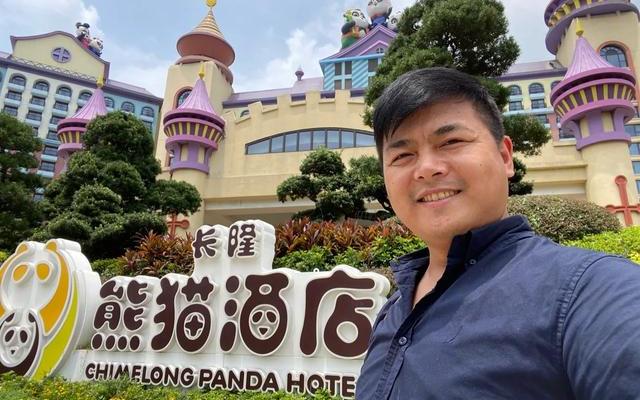 暑假广州长隆一日游,熊猫酒店长隆国际大马戏,你不知道的秘密