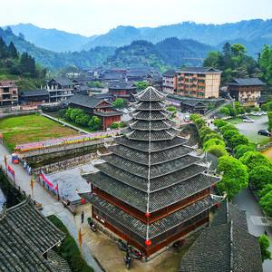 通道游记图文-春游怀化探访千年古城古寨,清明季重走红军路缅怀英烈