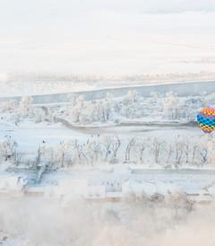[哈尔滨游记图片] 南方姑娘的心愿:想和你一起去东北看雪啊