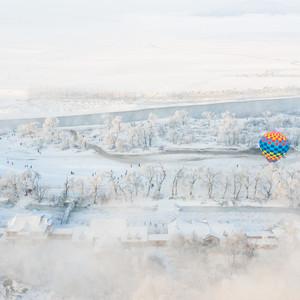 哈尔滨游记图文-南方姑娘的心愿:想和你一起去东北看雪啊