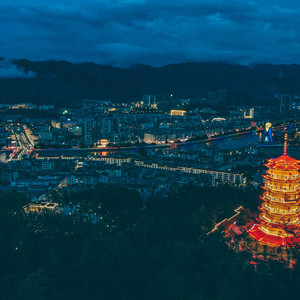 赣州游记图文-【遇见绝美全南】如画且崭新,2.5天自驾目的地--全南