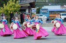 中朝边境难忘的晚餐,不仅欢迎仪式隆重,而且朝鲜族佳肴独具特色