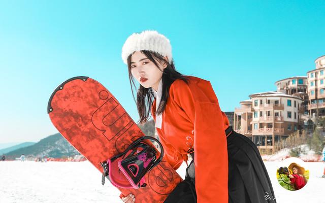 长三角滑雪好去处:浙江安吉云上草原.星空滑雪场,天知道多好玩!