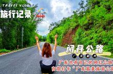 不用羡慕美国66号公路,青海U型公路,广东也有自己的网红公路