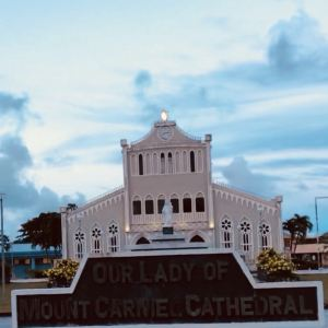 卡梅尔山天主教大教堂旅游景点攻略图