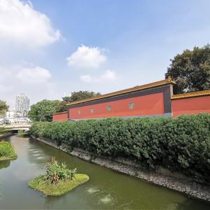 江南游记图文-江南现存等级最高的古建筑群,就藏在南京闹市中,好似皇室宫殿