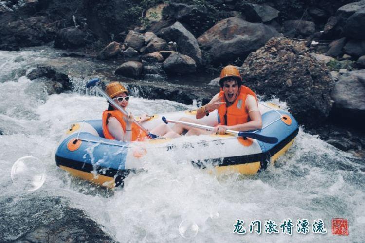 Qiandao (Thousand Island) Lake - Longmen (Dragon's Gate) Canyon Drifting1