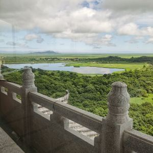 防川风景区旅游景点攻略图