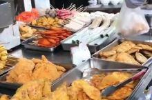街边美食丨炸炸店 这家炸炸店超级好吃又实惠,炸红薯,炸薯条,你要要的这里都有,便宜又好吃,客人也很多