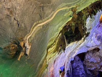 Bailong Cave