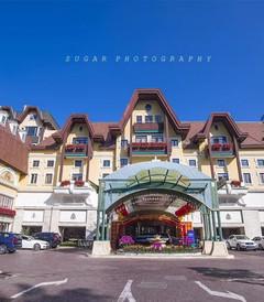 [深圳游记图片] 深圳隐藏了一个小瑞士,媲美欧洲风情,美艳广东省